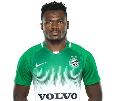 Ernest Olivier Bienvenu Mabouka Massoussi